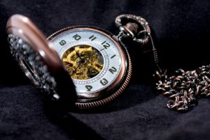 Pocket watch by natuttag