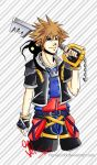 Sora by Florosco99