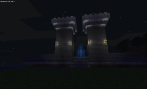Minetest Towers 4 by archaeobibliologist