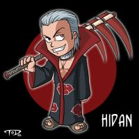 Hidan by DarkTod