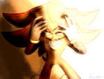 Shadow the hedgehog - Unstable (coulored version ) by Jazz-M-Ink