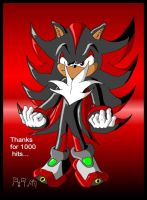 1000 pageviews by shadowthelostone