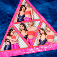 Photopack png 14: Selena y Taylor by iIAmFire