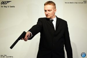 007 Cosplay Stock_29 by Joran-Belar