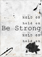 Hold On by divzz