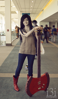 Anime Expo 2012: 0013 by MoreColorLess