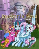Equestria Nova Cover Art by Starbat