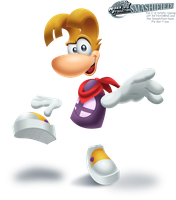 Anniversary Rayman Smashified (alternate design) by MarkProductions