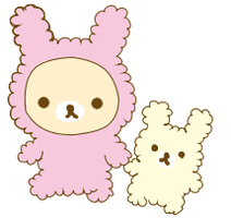 Rilakkuma Bear Things by Koala-Jenna