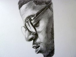 Kid CuDi by GTzArt