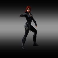 Marvel Heroes: Black Widow Avengers by iK1L73r