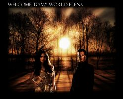 Klaus - Welcome To My World Elena by Pliok14