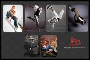 BREAK DANCE 2 by jaffar-style
