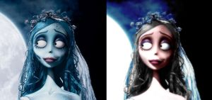 the corpse bride is alive XD by maryad4