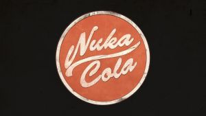 Nuka Cola Wallpaper Black by footthumb