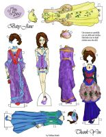 doll color by electricjesuscorpse