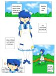 [Otaku Story] Alice in Randomland 1-1 by irenereru