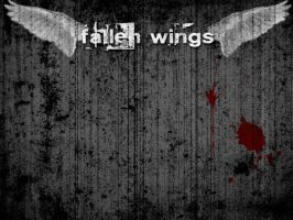 fallen wings by ibsays