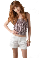 Bella Thorne Png by RooomiEditions