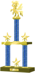 Rainbow Dash's Trophy by piranhaplant1