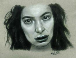 Lorde by carla-ng