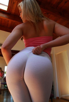 Sweat Pants Pawg by DrTicklerOfSoftSoles