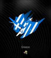 Euro 2012: Greece by ZincH21
