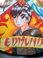 Edmund of Fire by Snappedragon