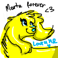 MARTA FOREVER!!!! by Pixel-Candy