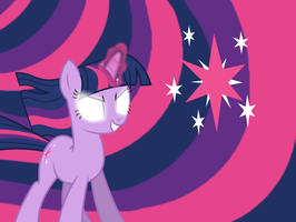 Twilight Sparkle Wallpaper by CutieMarkFreak