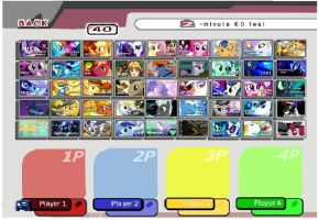 MLP FiM Versus COMPLETE by M7Fire