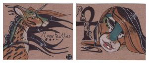 Moonfeather's Badge 2008 by wylde