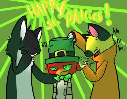 happy st.pats by HauntedHomo