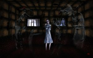 Alice M. R. - Asylum Haunts by Cerberus071984