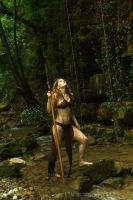 Tarzan Cosplay Female by mah-93