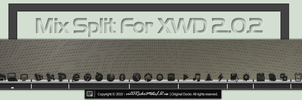 Mix Split v1 for XWD 2 by vi20RickrMetal12us