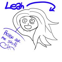 Ask Leah! :D by BrunettePanda