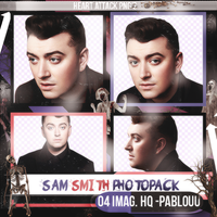 +Sam Smith|Pack Png by Heart-Attack-Png