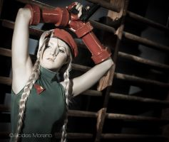 Cammy3 (1 De 1) by aratkrision