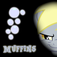 Our Dark Lady of the Muffin by Songbreeze741