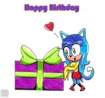 Happy Birthday_Milly by aprict