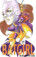 Batgirl for the Ages by JenBroomall