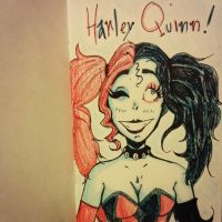 Harley Quinn by angle4848576