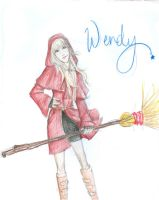 Wendy by burdge