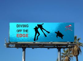 Diving-off-the-Edge-Billboard-1 by Lauren-Lee
