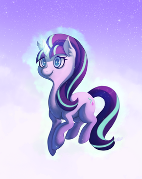 Starlight Glimmer - Day 5 by Miss-Cats