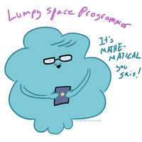 Lumpy Space Programmer (LSPr) by rachelthegreat