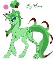 pony adopt Ivy Heart (Closed) by dragons011