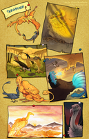 A pinboard full of Treasures by Chaluny