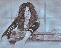 Marty Friedman by geum-ja1971